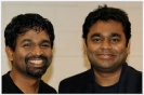 with AR Rahman